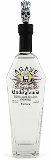 Agave Underground Tequila Silver 750ml